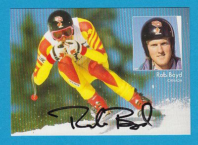 Rob Boyd  (CDN) -   Ski Alpin - Kanada / Canada - #  2096