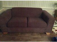X2 two seater sofa