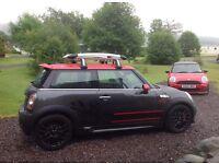 Mini Cooper Genuine Roof Rack