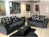 💝💘 IMPORTED SHANNON SOFA 3+2/ CORNER SOFA, CASH ON DELIVERY💝💘