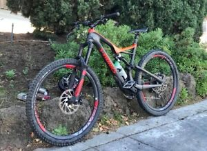 S-works Specialized Sumpjumper 650b large 2017