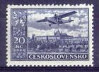 Mint Never Hinged Czech Air Mail Stamps