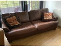 FREE - Tetrad leather sofa. FREE, but must be collected from Altrincham