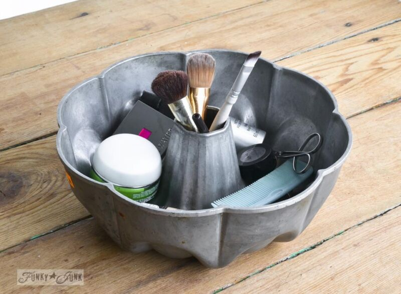 Quirky Upcycled Storage Ideas For Your Bathroom