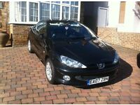 Convertible Peugeot 2007 FOR SALE