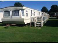 My lovely 8 berth caravan