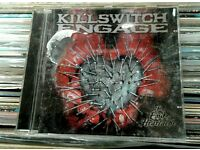 Killswitch Engage ‎– The End Of Heartache, VG, CD, released on Roadrunner Records ‎in 2004.