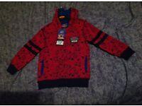 age 2-3 paw patrol hoodie