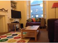 DOUBLE ROOM FOR RENT IN THE LEITH AREA. £450 MONTHLY