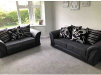AFFORDABLE BEAUTY 💕Elegant Style New SHANNON 3+2 Seater Sofa & Corner Sofa Both Available in Stock