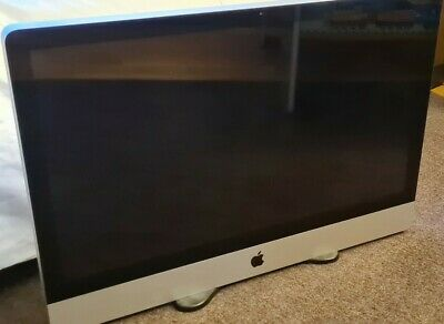 Apple iMac 27 inch 16GB RAM 3.4GHz Core i7 Mid 2011 - 2TB Hard drive