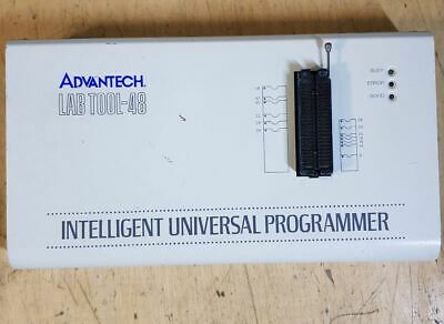 Advantech Lab Tool-48 Intelligent Universal Programmer