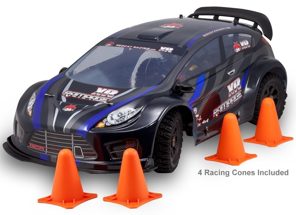 Redcat Racing Rampage XR 1/5 Scale Gas Rally Car Blue RTR