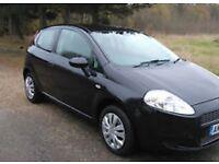 09 Fiat Grande Punto * Full Serviced*Low Miles* Bargain £1595!!