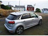 Car wanted 2014/15 citroen c4 picasso