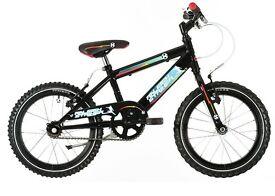 "Raleigh Striker boys 16"" bike, like new."