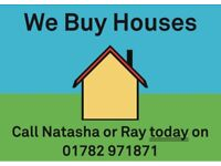 We Buy Houses (in any condition)