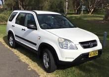 2004 Honda CRV SUV Swansea Lake Macquarie Area Preview