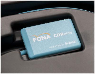 New Rvg Fona Schick Sensor Size 2 Kit Cdrelite Digital X-ray Intraoral Dental