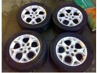 "Vauxhall Astra sxi alloy wheels 16"""