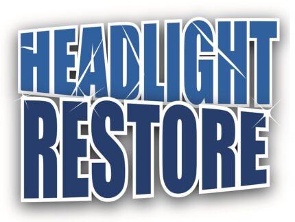 Headlight Restore - 3 Year minimum UV Protection Guaranteed!! Maroochydore Maroochydore Area Preview