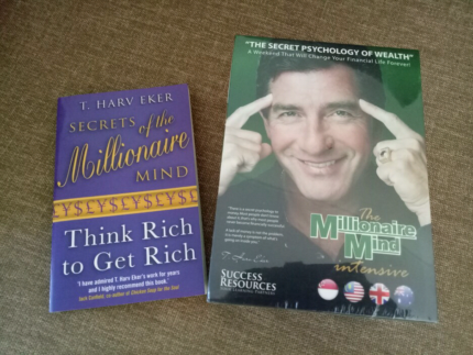 T Harv Eker Secrets of the Millionaire Mind + Intensive!