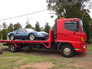 On-line towing & roadside assistance Ryde Ryde Area Preview