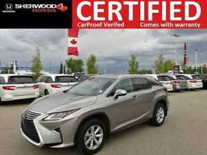 2017 Lexus RX 350 3M | REMOTE START | HEATED STEERING+SEATS