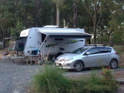 2017 New Age Gecko 16BE Caravan Varsity Lakes Gold Coast South Preview