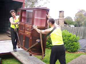 2 People With 4.5 ton truck charges only $35// half hour Campbelltown Campbelltown Area Preview