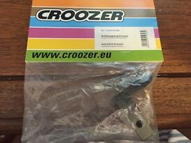 Croozer axle hitch NEW UNUSED in packaging
