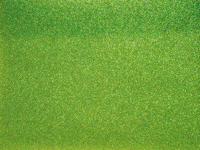 Fabric Offcut Glittery Green 66x45 CM - Ki-Sign