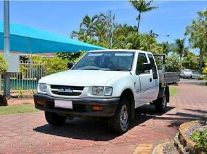 2001 Holden Rodeo SPACE Cab V6 Ute only 18000km Torquay Fraser Coast Preview