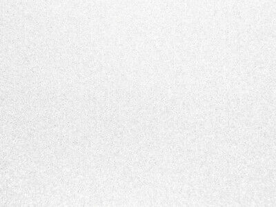 Fabric Offcut Glittery White 66x45 CM - Ki-Sign