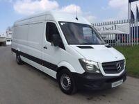 Man with van delivery service van hire low price cheap