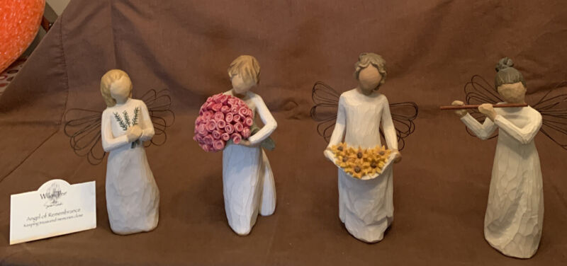 Willow Hill . Lot of 4. Abundance, Sunshine, Harmony, and Remembrance.