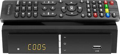 Aluratek Digital TV Converter Box w/ Digital Video Recorder (ADTB01F) - [LN]™