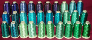 Marathon-Rayon-Embroidery-Machine-Thread-1000m-Spool-Choice-of-Colours