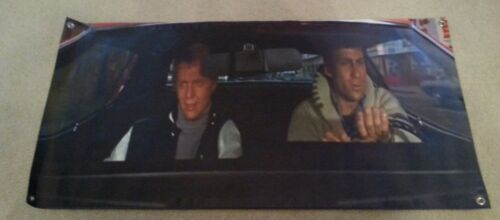 Starsky & Hutch Sunshade windshield Banner !