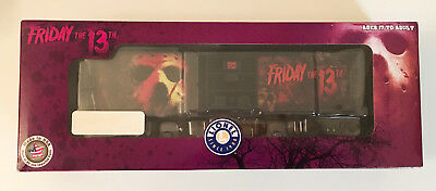 Jason From Halloween (Lionel 6-82349 Halloween Friday the 13th Jason Voorhees Box Car)