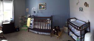 Nursery Crib Set