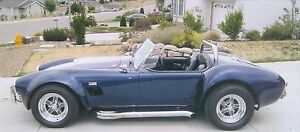 1966 Shelby Cobra West Coast Replica