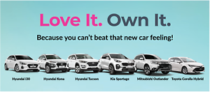 NEW YEAR, NEW CAR! | Own a Brand-New Car From 10 Hours Per Week