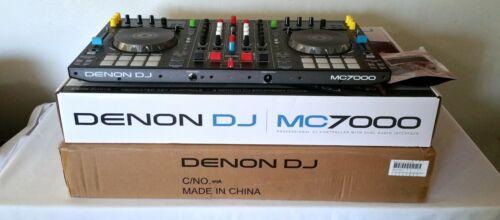 Denon MC7000 DJ Controller, With ProX Case Included