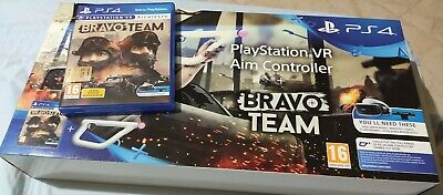 Aim controller + bravo tem playstation Vr ps4