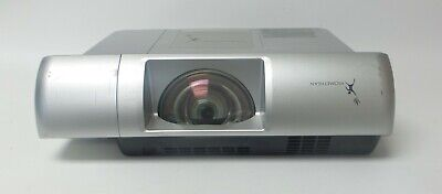 PROMETHEAN PRM-30 Short-Throw Home Theater Projector -< 3000 Lamp Hours
