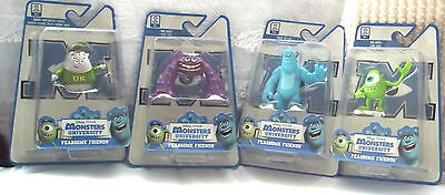NEW Monsters University Fearsome Friends toys Multi-Listing