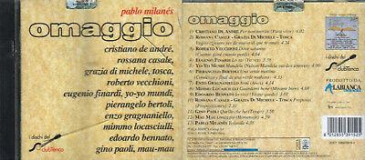 ARTISTI VARI OMAGGIO A PABLO MILANES CD SEALED segunda mano  Embacar hacia Spain