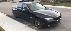 2010 BMW 750i excellent condition xdrive loaded