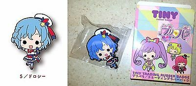 PriPara TINY Rubber Badge Dorothy West Prism Paradise Fragments T-ARTS Licensed